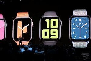 Apple công bố watchOS 6 cập nhật mặt đồng hồ và App Store cho Apple Watch