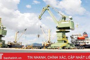 5 tháng, Hà Tĩnh thu từ xuất nhập khẩu hơn 2.900 tỷ đồng