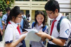 Các mốc thời gian quan trọng sau kỳ thi tuyển sinh lớp 10 tại TP.HCM