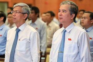 Phê chuẩn kết quả bầu bổ sung 2 Phó Chủ tịch UBND TP. Hồ Chí Minh