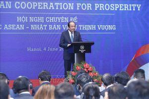 Khai mạc Hội nghị chuyên đề hợp tác ASEAN-Nhật Bản vì sự thịnh vượng