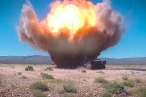 Mỹ thử bom dẫn đường thông minh GBU-39 giữa lúc căng thẳng với Iran