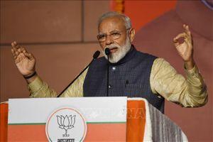 Thủ tướng Nguyễn Xuân Phúc gửi thư chúc mừng Thủ tướng Ấn Độ