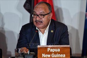 Điện mừng Thủ tướng Nhà nước Độc lập Papua New Guinea