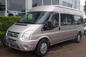 Ford Việt Nam lại triệu hồi xe Transit để khắc phục lỗi phần mềm