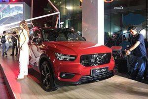Volvo ra mắt SUV XC40 an toàn nhất thế giới giá 1,75 tỷ đồng