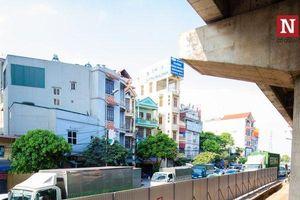 Hà Nội: Tiếp tục cắt xén dải phân cách, mở rộng đường đoạn bến xe Nước Ngầm