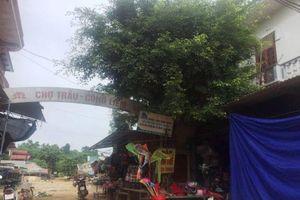 Thanh Hóa: Dùng dao đâm chết bảo vệ chợ khi bị nhắc nhở chỗ để xe