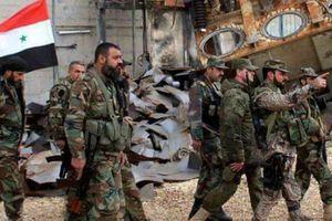 Quân đội Syria giành thắng lợi lớn ở nam Idlib, giải phóng 3 thị trấn
