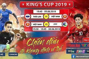 King's Cup 2019: Nóng bỏng trên các mặt báo Thái Lan