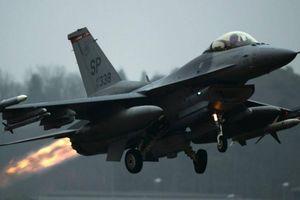 Mỹ chấp thuận bán máy bay F-16 cho Bulgaria