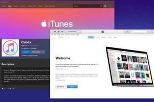 Apple 'khai tử' ứng dụng iTunes và thay thế bằng 3 ứng dụng khác