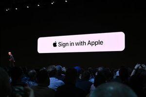 Apple ra mắt tính năng 'Đăng nhập với Apple' trên web