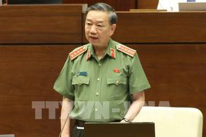Đại biểu đánh giá về phần trả lời của Bộ trưởng Công an