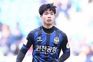 Người Thái tiếc nuối vì Công Phượng sớm chia tay Incheon United