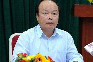 Vì sao Thứ trưởng Bộ Tài chính Huỳnh Quang Hải bị kỷ luật cảnh cáo?