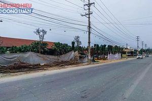 Hà Nội: Đề nghị xem xét trách nhiệm đối với lãnh đạo huyện Thạch Thất
