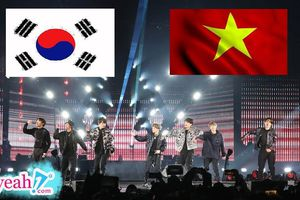 Một nhóm nhạc hạng A của Kpop đang lên kế hoạch tổ chức concert tại Việt Nam, fan đồng loạt gọi tên BTS