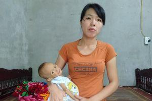 Hi vọng đến với bé trai 1 tuổi chỉ nặng 6kg, bụng trương to như trống tại Nghệ An