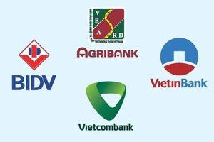 'So găng' quy mô bộ tứ ngân hàng Việt tham chiếu từ Agribank