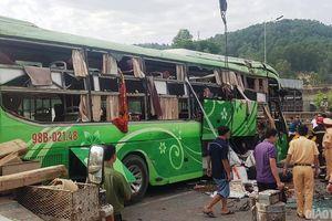 Vụ xe khách lao xuống sông ở Thanh Hóa: Thêm 1 người tử vong