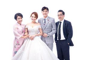 'Về nhà đi con': Hé lộ ảnh cưới tuyệt đẹp của Bảo Thanh và Quốc Trường