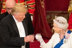 Vương quốc Anh mở quốc yến hoàng tráng chiêu đãi Tổng thống Trump