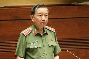 Cử tri đánh giá Bộ trưởng Công an Tô Lâm trả lời thẳng thắn