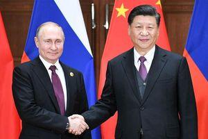 Chủ tịch Trung Quốc thăm Nga sẽ kí khoảng 30 văn bản và thỏa thuận