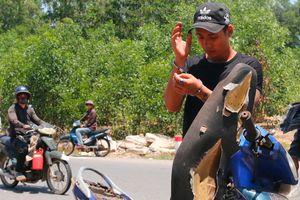 Nam thanh niên vô nhân tính cướp trắng trợn gần 4 triệu đồng của người phụ nữ nghèo buôn ve chai