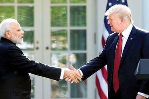 Quan hệ thương mại Mỹ - Ấn Độ: 'Bất hòa nhỏ' trong mối tương hỗ