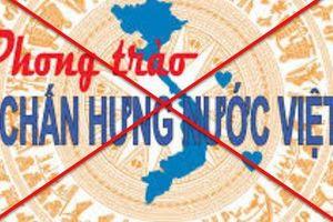 Đằng sau sự thật về những lời cổ súy chiêu bài 'Chấn hưng nước Việt' để xuyên tạc lịch sử