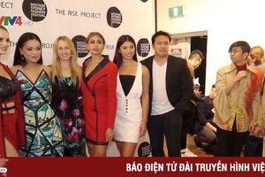 Dấu ấn Việt tại Lễ hội thời trang Tây Sydney