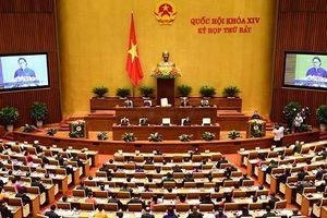 Phiên chất vấn và trả lời chất vấn tại kỳ họp 7, Quốc hội khóa XIV