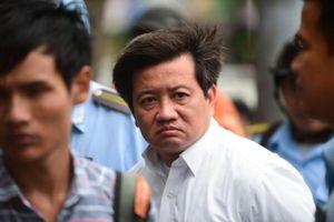 Bà Nguyễn Thị Quyết Tâm ngạc nhiên trước ứng xử của ông Đoàn Ngọc Hải
