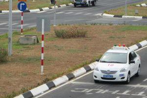Bộ trưởng Thể: Tăng tình huống có thể rớt ngay khi sát hạch lái xe