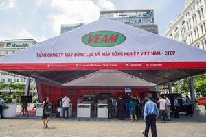 VEAM cung cấp động cơ Trung Quốc dẫn đến khoản nợ gần 70 tỉ đồng