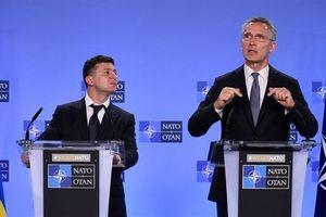 Ukraine muốn vào NATO trước rồi mới nói chuyện với Nga