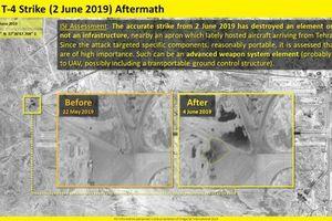 Israel tung bằng chứng Syria không chặn được tên lửa nào