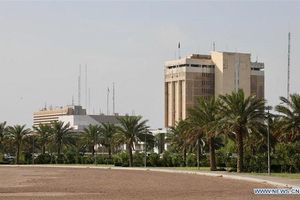 Iraq lần đầu mở cửa Vùng Xanh cho người dân sau 16 năm