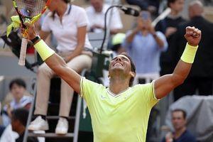 Nadal và Federer hẹn nhau ở bán kết Roland Garros