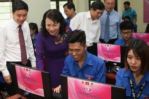 Phát động cuộc thi tuổi trẻ học tập, làm theo tư tưởng, đạo đức, phong cách Hồ Chí Minh