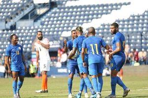 Thắng Ấn Độ 3-1, Curacao giành vé vào chung kết King's Cup