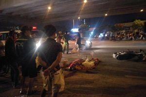 Hà Nội: Xe máy bỏ trốn sau khi gây tai nạn chết người