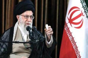 Giữa căng thẳng, lãnh tụ Iran 'dội gáo nước lạnh' vào Mỹ