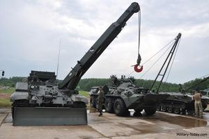 Bất ngờ: Ngoài T-90, Việt Nam còn mua 2 'rùa thép' đặc biệt từ Nga