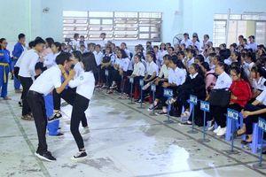 TP.HCM tập huấn kỹ năng tự vệ cho giáo viên thể chất