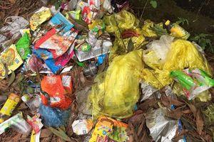 Phát động phong trào toàn quốc chống rác thải nhựa