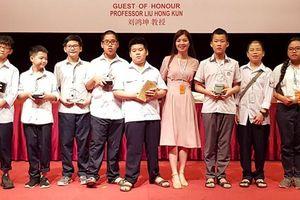 Học sinh Việt Nam đạt giải cao tại kì thi Olympic Toán châu Á - Thái Bình Dương