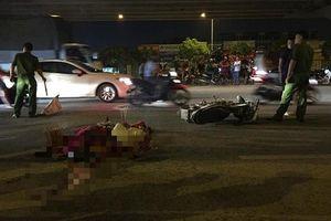 Hà Nội: Truy tìm xe máy đi ngược chiều tông chết người rồi bỏ trốn